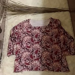 $10 KIM ROGERS BLOUSE DEAL!